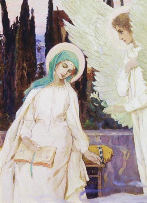 Благовещение Пресвятой Богородицы, история праздника