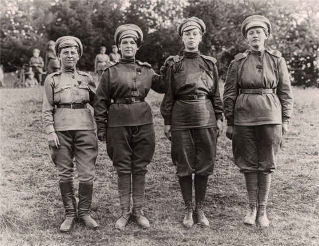 командир женского батальона мария бочкарева