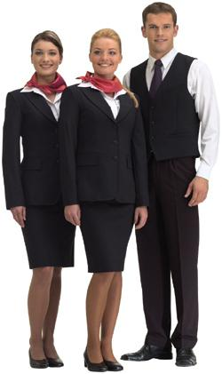 качества стюардессы
