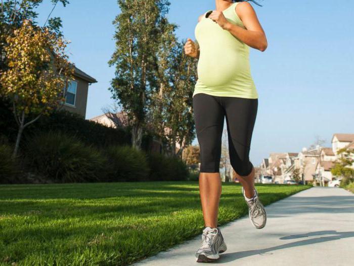 Вреден ли бег для беременных 3