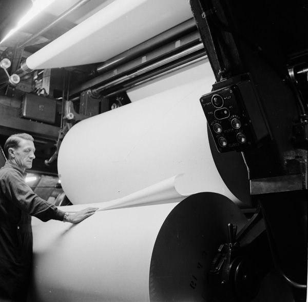 офсетные виды полиграфии печатаются на рулонной бумаге