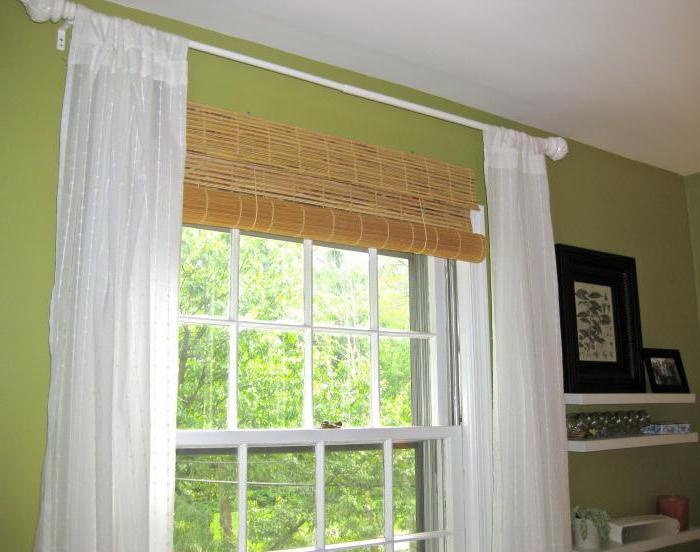 бамбуковые рулонные шторы отзывы