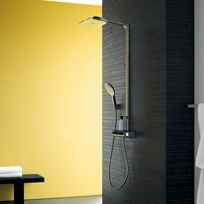 Душевая система Hansgrohe Raindance Showerpipe