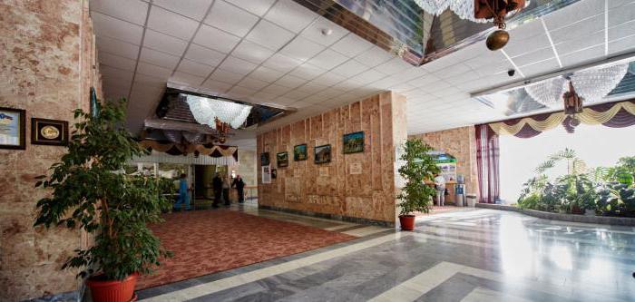 санаторий машук акватерм пятигорск
