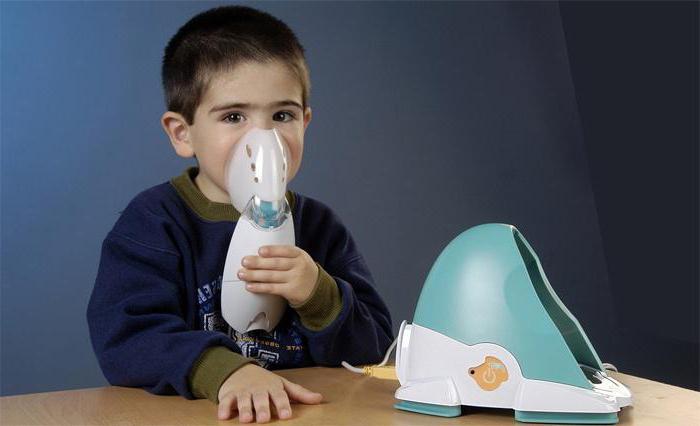 ингаляции в домашних условиях при насморке детям