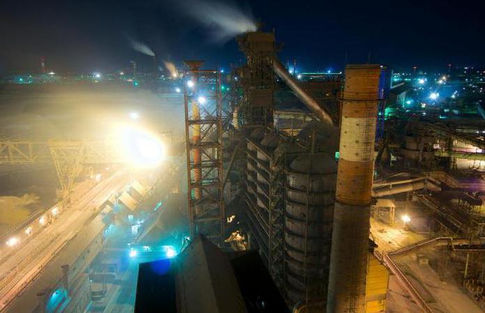челябинский металлургический завод мечел