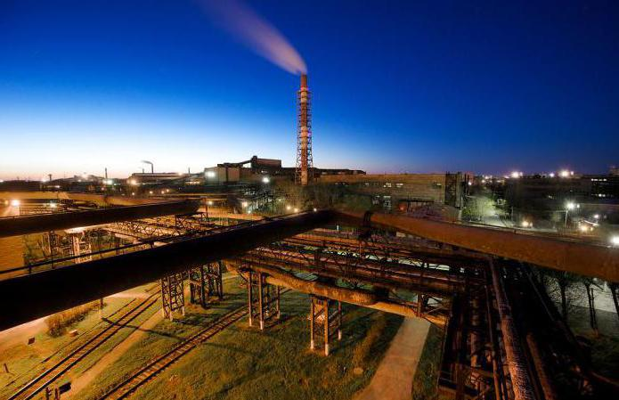 челябинский металлургический завод челябинск
