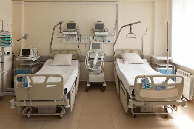Больница сосновая роща в калуге отделения