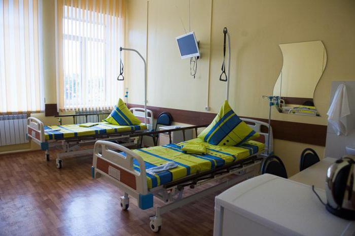 Дезинфекция в процедурном кабинете в поликлинике