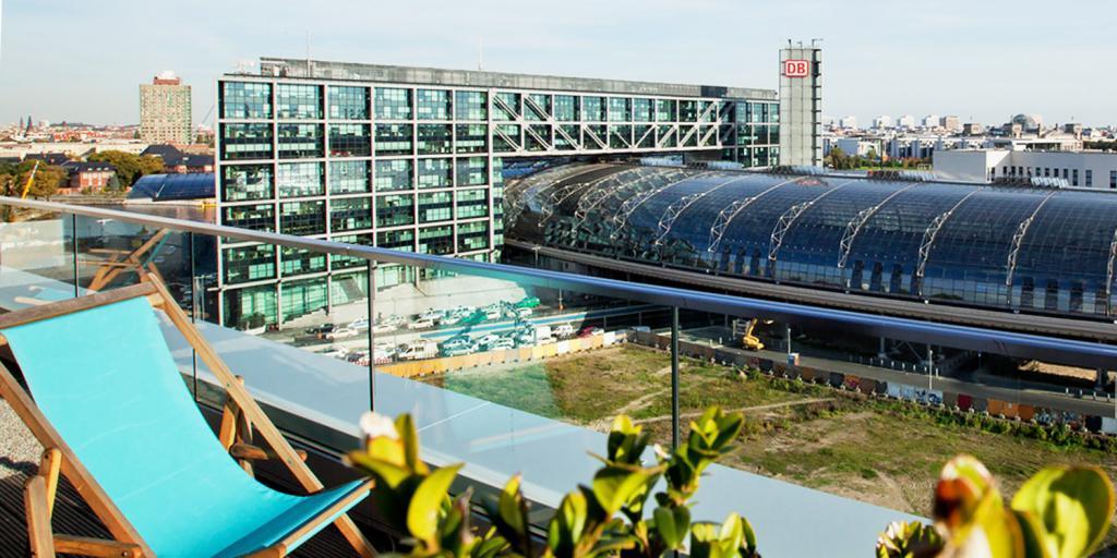 станция Берлин центральный