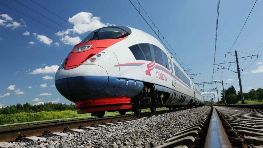 поезд Москва - Берлин
