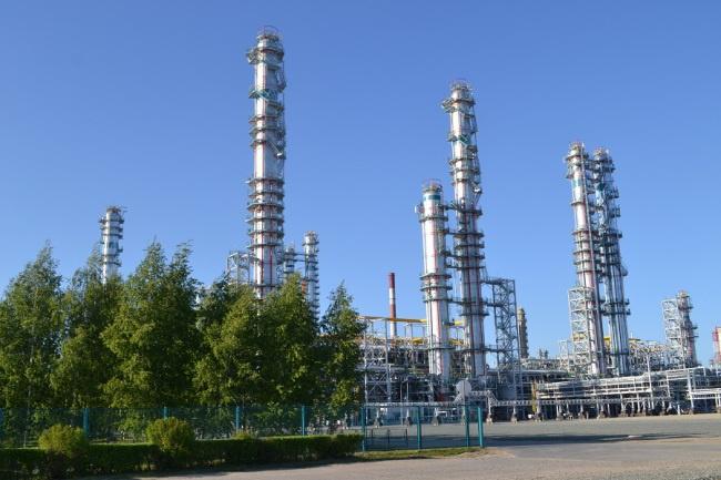 тобольский нефтехимический комбинат