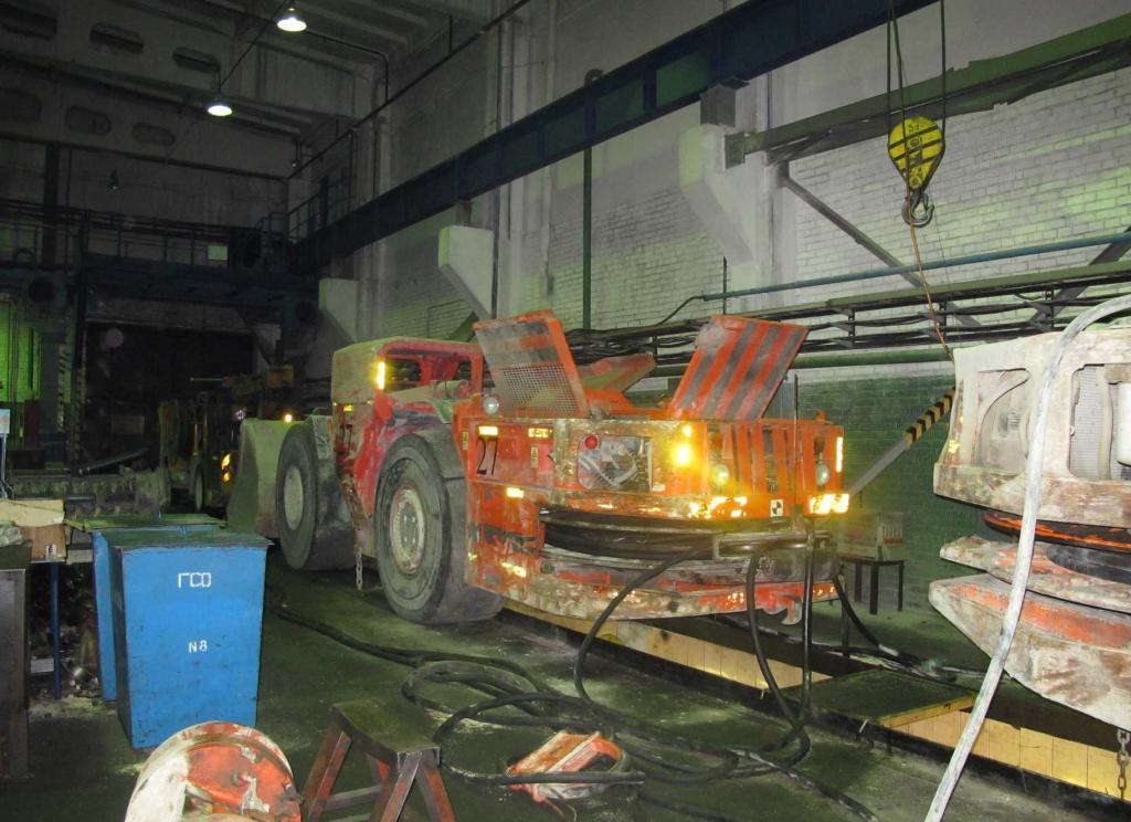 рудник кировская область
