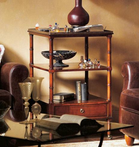 сервировочные столики деревянные на колесиках