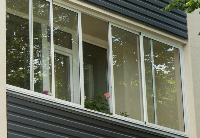 остекление алюминием балконов и лоджий