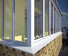 остекление балконов и лоджий алюминиевым профилем отзывы