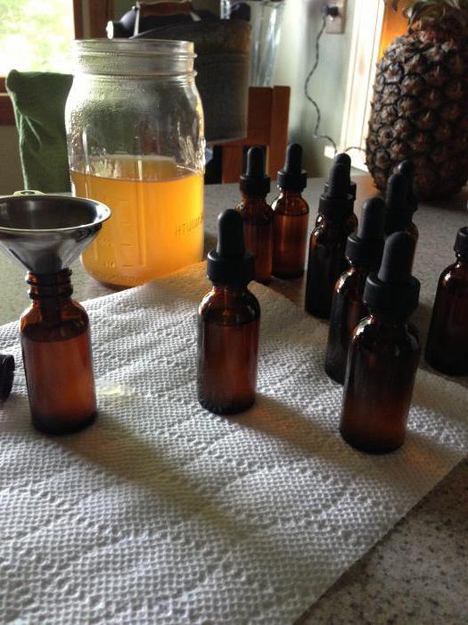 лечение грибка прополисом на спирту