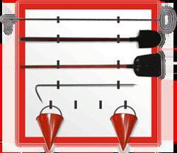 нормы комплектации пожарных щитов