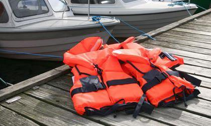 Правила безопасности на корабле для детей и взрослых