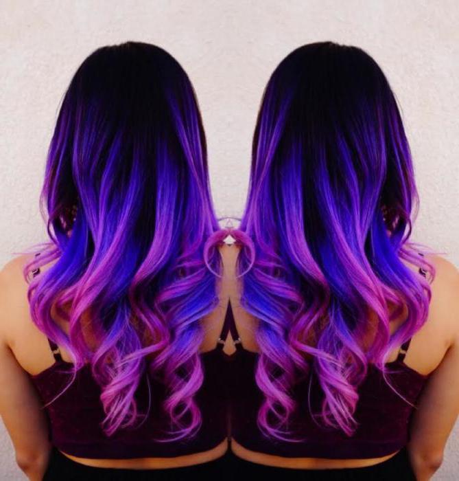 Как можно покрасить темные волосы - 2bf4