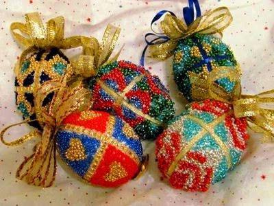 яйца из бисера мастер класс для начинающих
