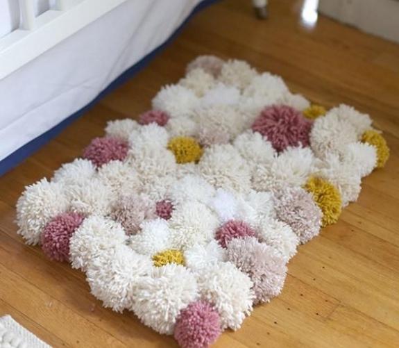 рукоделие для дома своими руками коврики
