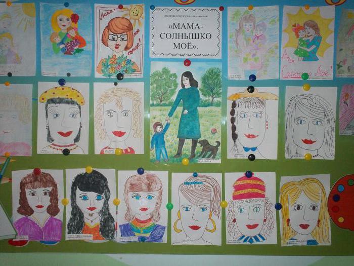 Картинки неделя матери в школе