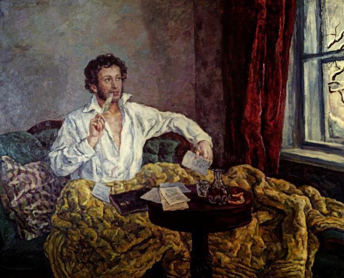 мать пушкина