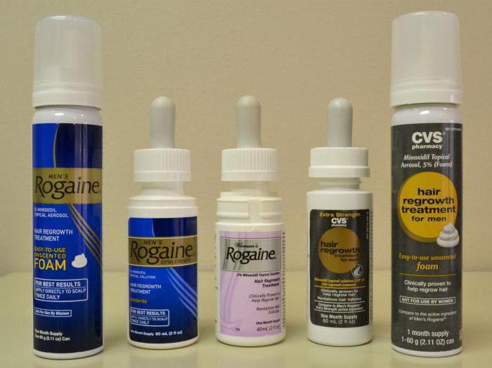 Препараты с миноксидилом для волос: отзывы, аннотация, резул…