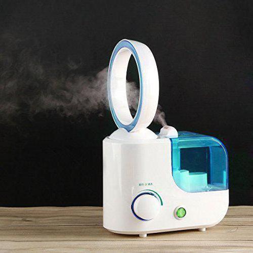 вентилятор напольный с водяным охлаждением