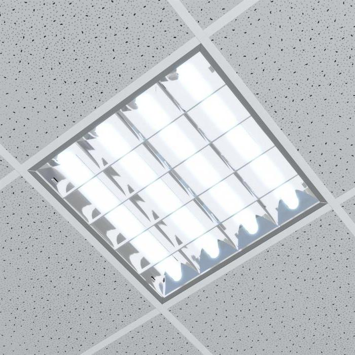 Люминесцентный свет