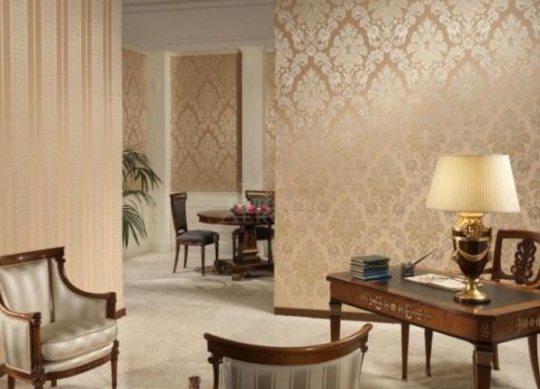 Silkscreen wallpaper - photo