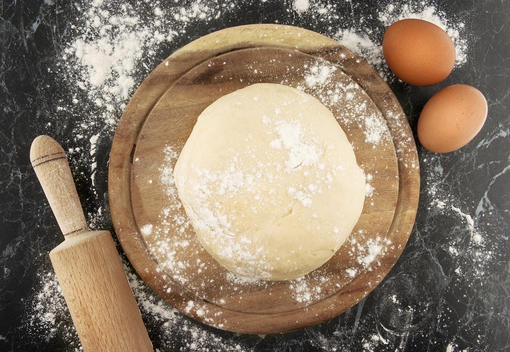 Хлеб без закваски в домашних условиях