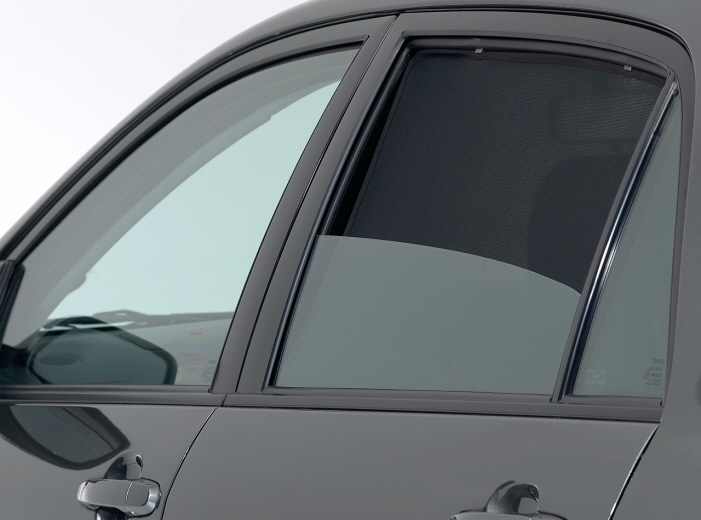 Blinds for the car instead of tinting