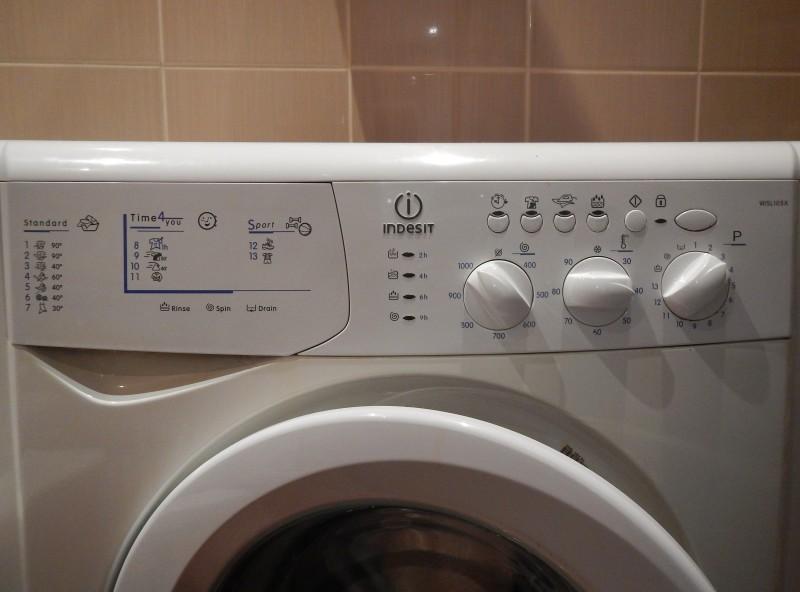Инструкция к стиральной машине «Индезит» WISL 105