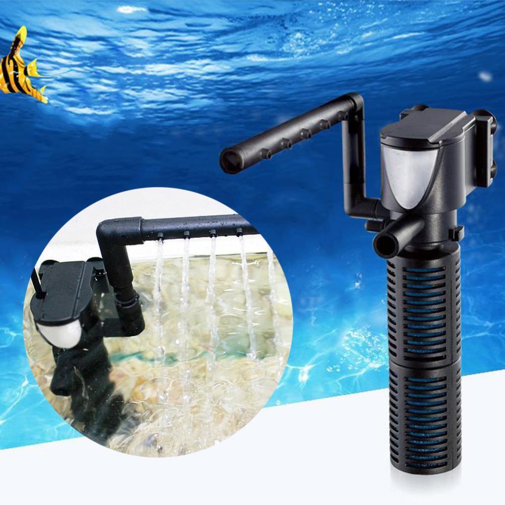 Маленький аквариум: нужен ли фильтр?