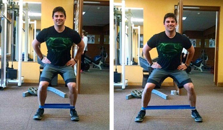 Тренировка связок и сухожилий: комплекс упражнений на силовую выносливость