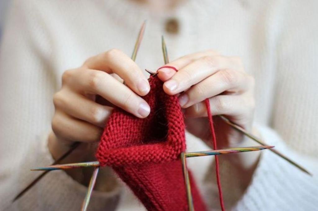 Вязание спицами фото картинки