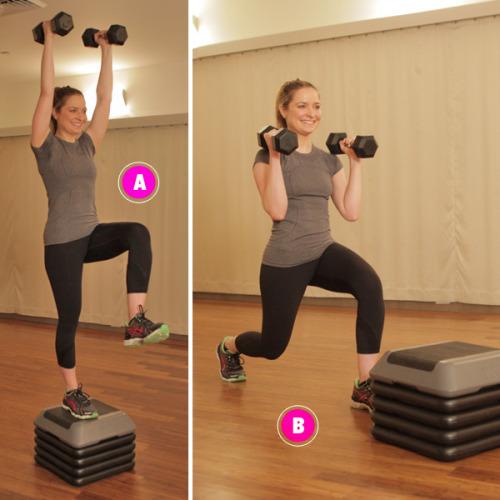 Эффективные упражнения на ноги для девушек в тренажерном зале