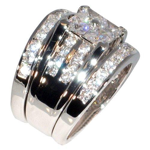 Как отличить бриллиант от фианита в кольце: внешние различия и свойства