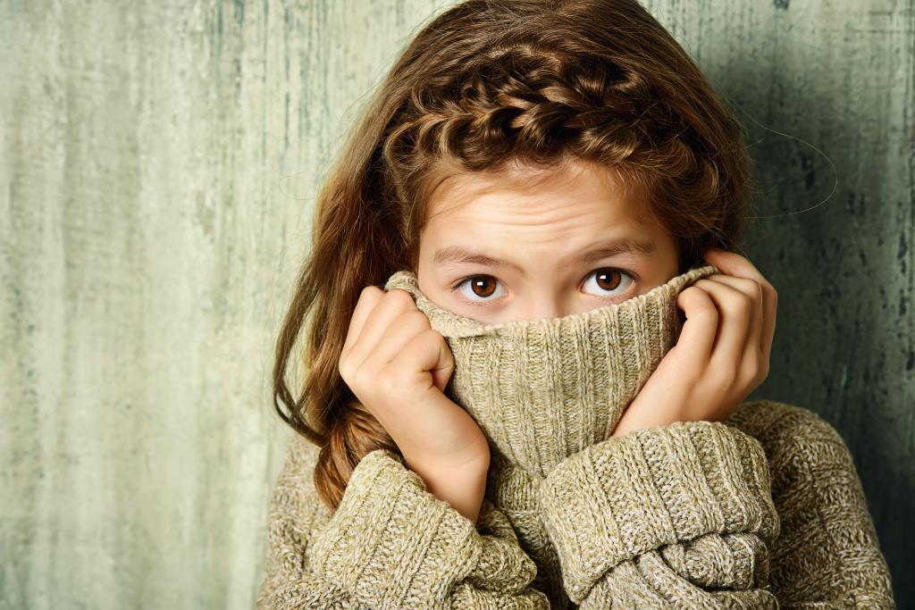 тревожные дети дошкольного возраста