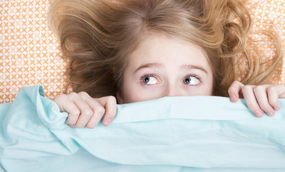 занятия с тревожным ребенком