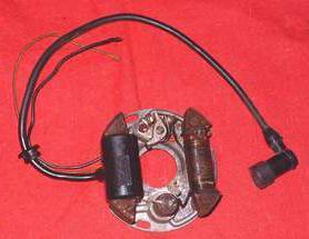 806074 - Схема коммутатора зажигания ваз 2108