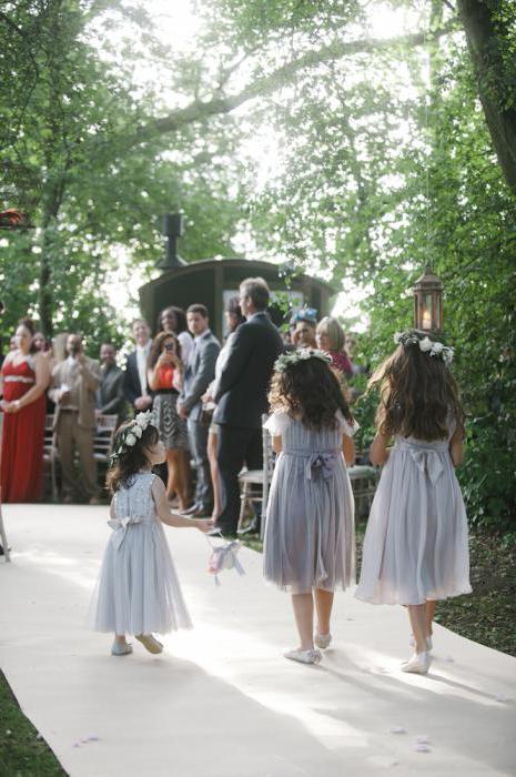 Прикольное поздравление от ребенка на свадьбу