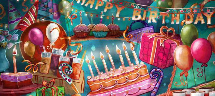 необычные картинки с днем рождения женщине
