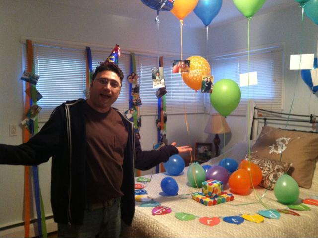 с Днем рождения мужу от жены прикольные