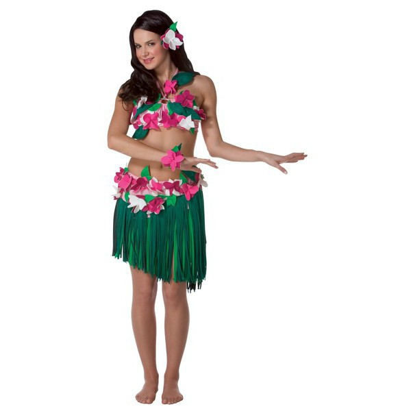 Гавайские костюмы своими руками 861