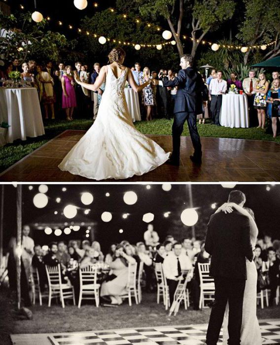 на гостей свадьбе знакомства слова