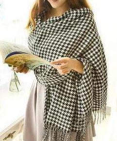 разные способы завязать платок