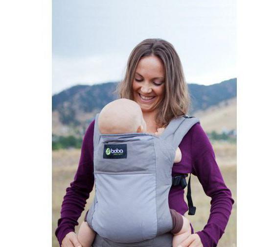 какой слинг лучше для новорожденных отзывы